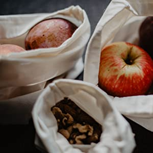 cloth bags for vegetables