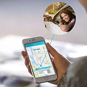 Vyncs Pro Real time GPS tracker, driver monitoring