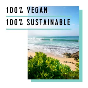 Vegan Sustainable Marine Algae Oil Farmed