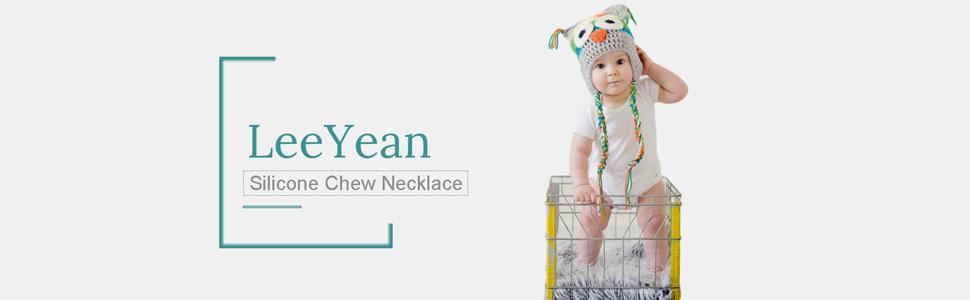 sensory chew necklace