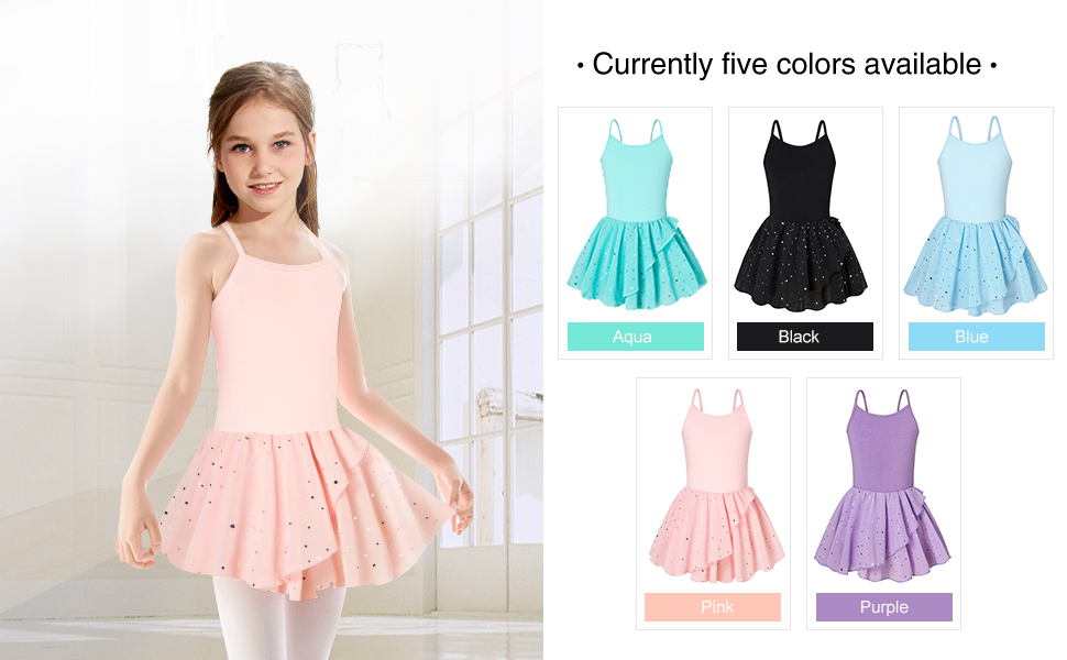 Dance Leotards Clothes For Girls