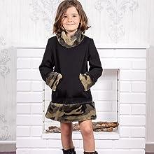 Pattern-dress-seam-girl
