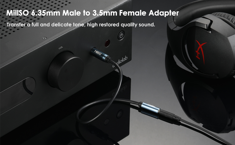 6.35 to 3.5 adapter