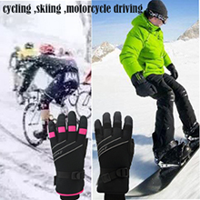 Winter Gloves for Cycling Skiing Sports