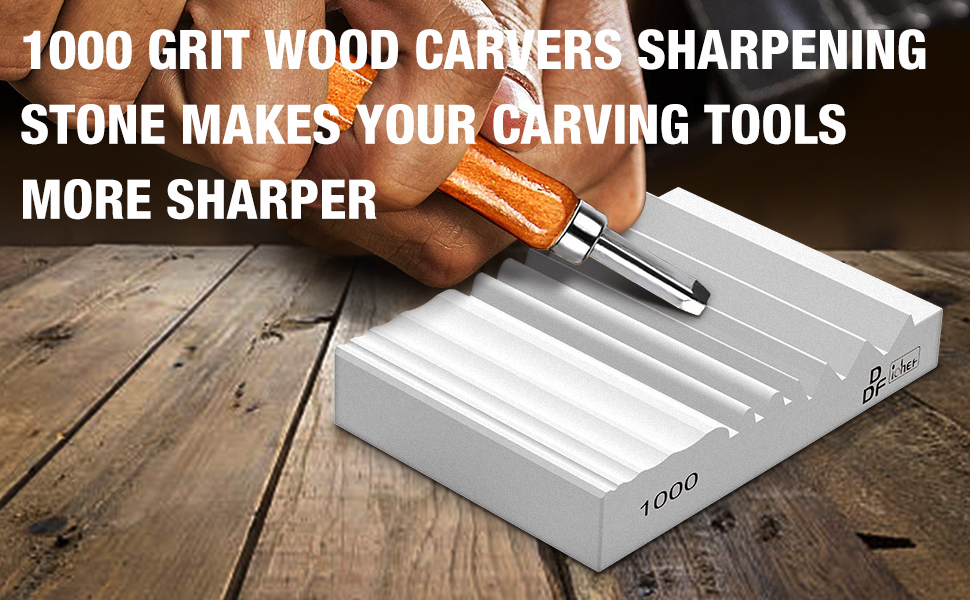 wood carvers sharpener