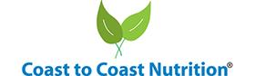 Coast To Coast Nutrition health supplements logo