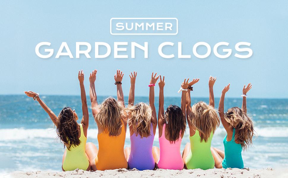 Clogs summer