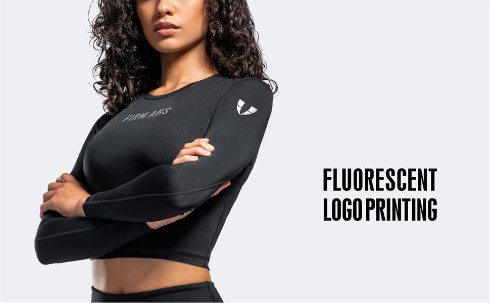 Damen Slim Fit Sport Shirt Funktionshirt Melange Kurzarm Top Fitness Running