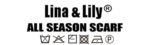 Lina amp; Lily All Season Scarf