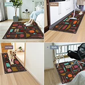 Rugs and Mats Kitchen