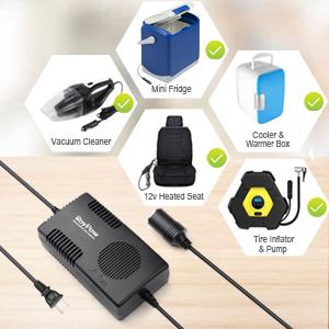 power inverter 100v 110v to 12v 13v DC