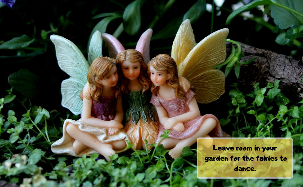 FAIRY GARDEN FAIRIES - fairy garden accessories, fairy garden supplies, fairy garden, gift, kids