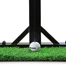 Iron ball setup