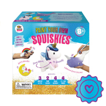 paint your own squishies kit