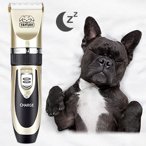 dog clipper+comb