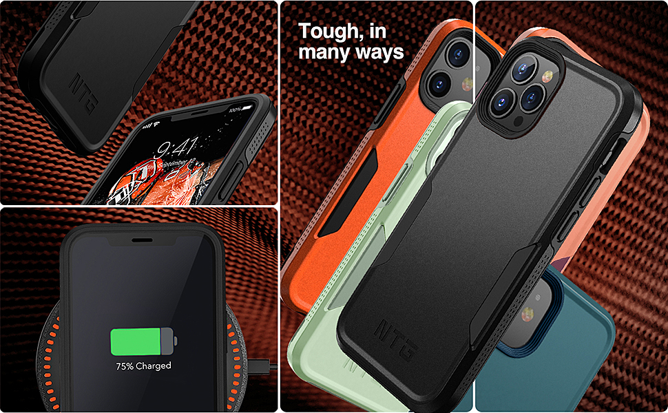 iphone 12 Pro Max case shockproof