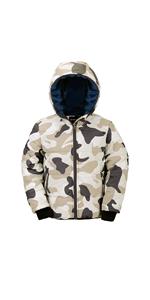 Boy's Padded Winter Coat