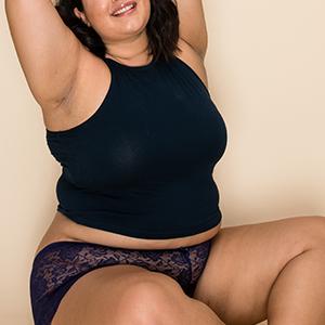 medium, large, no rolling, no bunching, beautiful lace, sexy plus size panties, plus size underwear