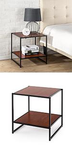 ZInus Bedside table ET-2020Q