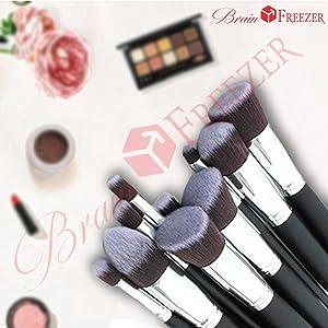 Makeup brush Makeup brush 10pcs set of 10pcs makeup brush foundation makeup brush makeup brushes .