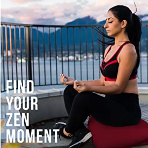 find your zen moment
