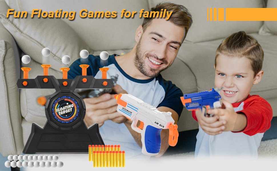 shooting games target toys floating shooting game hover shot