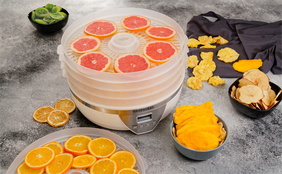 fruit and vegetable dehydrator