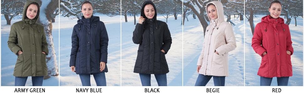 hooded jacket black jackets jacket jacket for women jackets Women's Mighty Lite Hooded Jacket