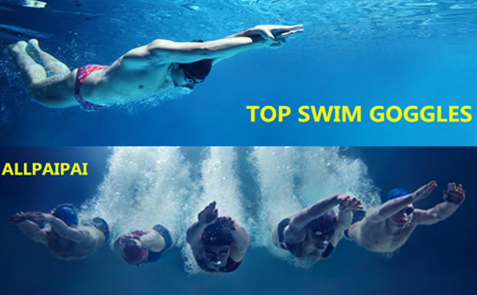 ALLPAIPAI swimming goggles