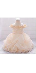 Wedding Baby Girl Dress