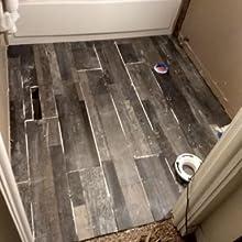 Drilling Floor Tiles