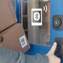 fingerprint door lock smart door lock door lock