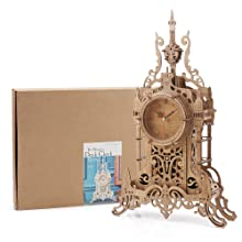 3d wooden puzzle kit for adults