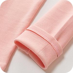 Forro ligerament protege del frío y mantiene el cuerpo a buena temperatura.