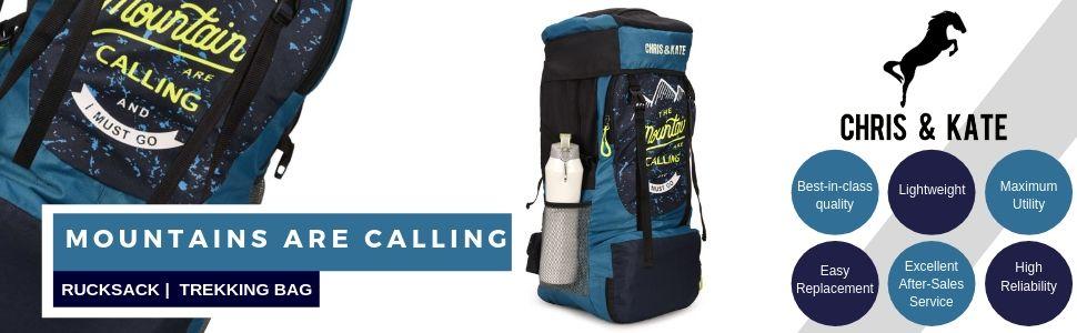 Chris & Kate bags, rucksack bags, hiking bag, trekking bags, CKB_238LL