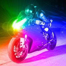 Motorcycle Light Kits
