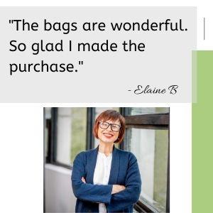 wonderful grocery box bags