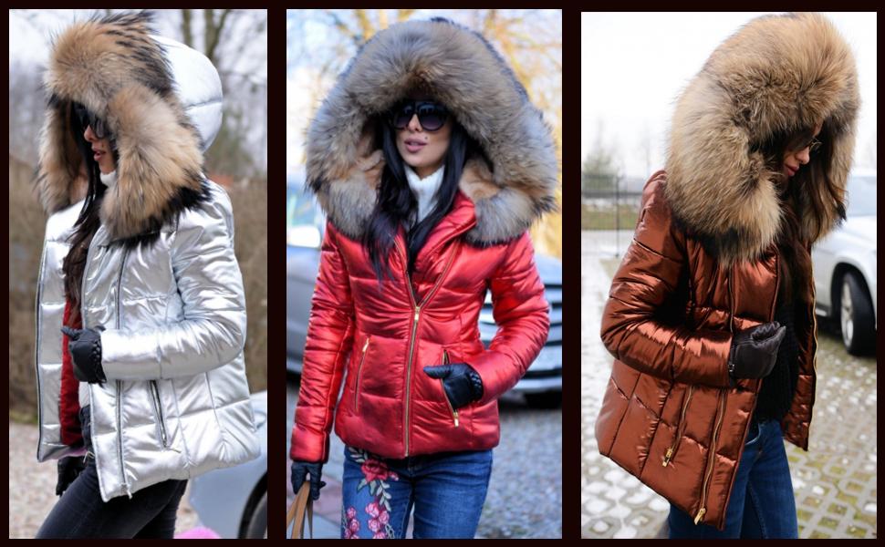 Roiii Parka Winter Coat