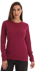 underscrub undershirt t shirt base layer