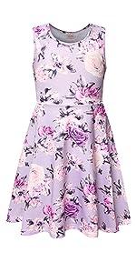 girls tank dress
