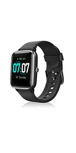 IDEALROYAL ID205L Smart Watch Black