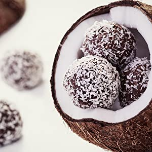 Coconut milk grated Fiber chutney lite light coco leche thai asian indian healthy all natural fresh