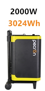 Pecron 2000W Portable Power Station