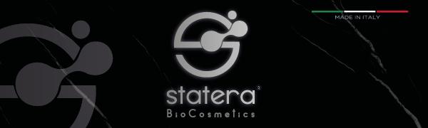 STATERA COSMETICS - Serum Acido Hialuronico Puro - 100% ORGÁNICO - Serum Facial Vitamina C y Ácido Hialurónico - Suero Facial con Péptidos y Extractos ...