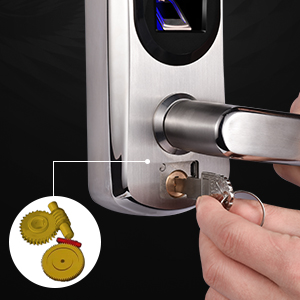 Mechanical Key Lock