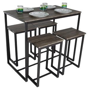 pub table set 5 piece