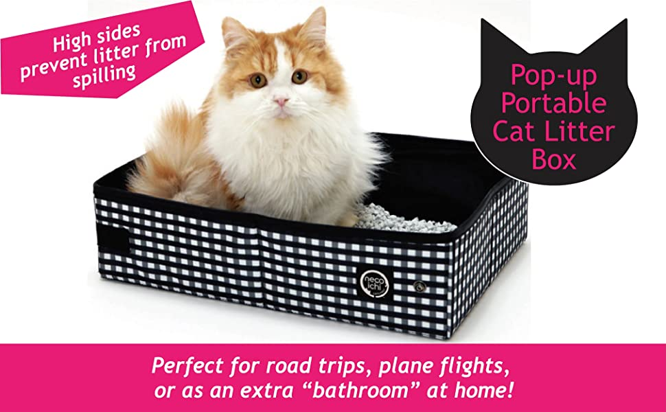 necoichi cat1st catfirst cat cat cage portable cage litter box  trveling driving washable