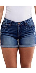summer women shorts