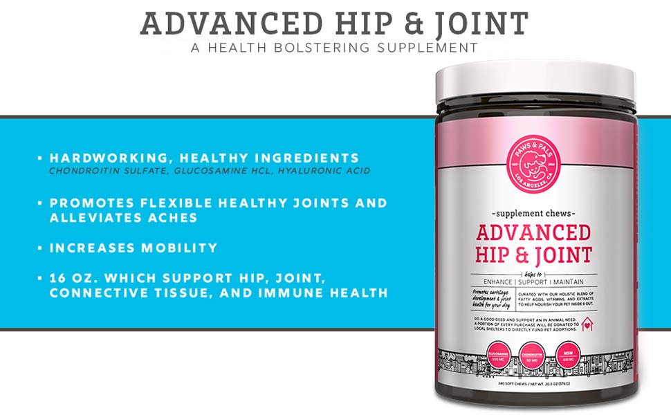 Hip and joints benefits