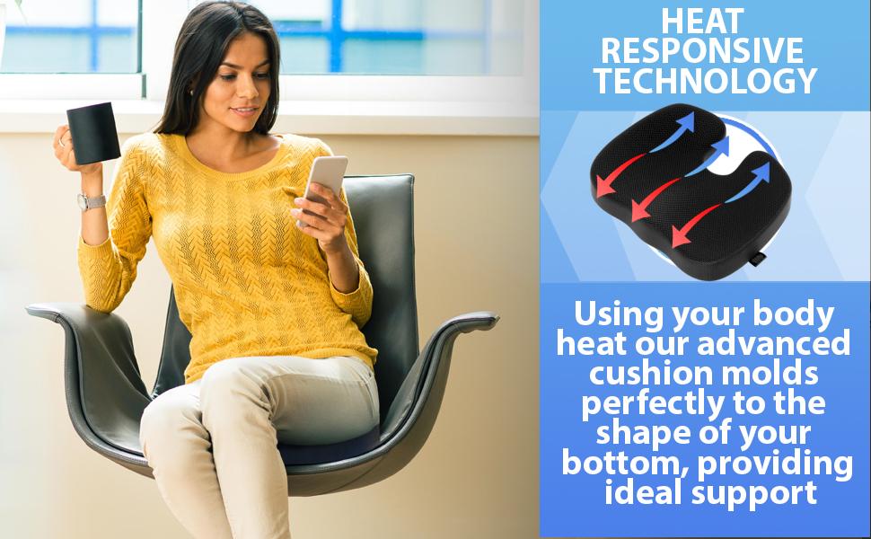 heat responsive technology